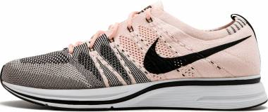 online store e6071 15ee4 Nike Flyknit Trainer Sunset Tint , Black-white Men