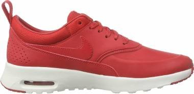 Nike Air Max Thea Premium - Red (University Red/University Red/Sail/White) (616723602)