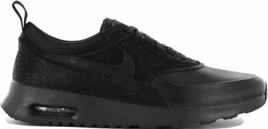 Nike Air Max Thea Premium - Black Black 616723 011