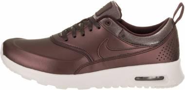 cheap for discount 8ff08 125e9 Nike Air Max Thea Premium Brown Women