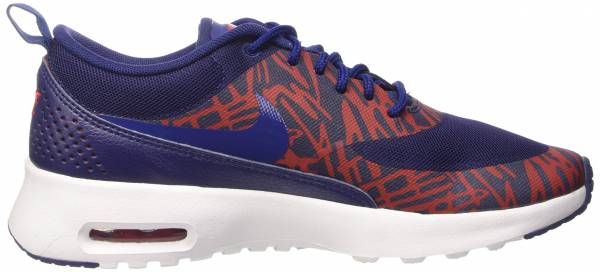 the latest 903e2 e910b Nike Air Max Thea Print Azul (Lyl Bl   Lyl Bl-unvrsty Rd-
