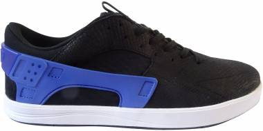 Nike SB Eric Koston Huarache - Black Blue White Black Black Game Royal White