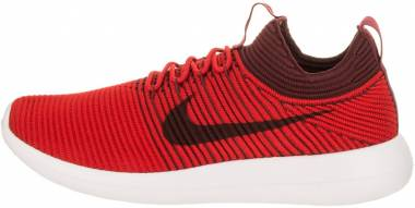 newest abf7d d099c Nike Roshe Two Flyknit V2 Red Men