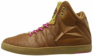 Nike LeBron XI NSW Lifestyle - Brown