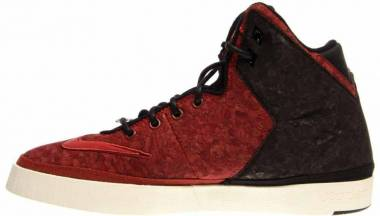 Nike LeBron XI NSW Lifestyle - University Red/ University Red- Black