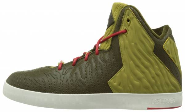 Nike LeBron XI NSW Lifestyle Green