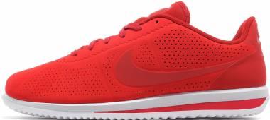 wholesale dealer 483e9 677fe Nike Cortez Ultra Moire Red   White Men