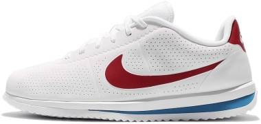Nike Cortez Ultra Moire - White/Red (845013100)