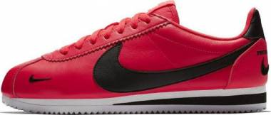 Nike Classic Cortez Premium - Red Orbit, Black-white