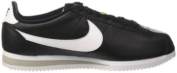 Nike Classic Cortez Premium Black / White / Grey (Black / White,neutral Grey