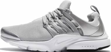 Nike Air Presto Premium - Grey Metallic Silver Pure Platinum White (848141001)