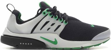 Nike Air Presto Essential - Multicolore Black Pine Green Neutral Grey