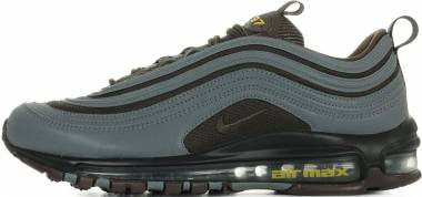 4ac97e139ea5f Nike Air Max 97 Premium Multicolore (Cool Grey Baroque Brown University  Gold 001