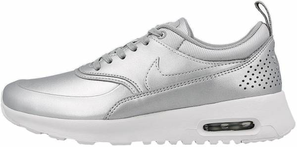 premium selection a7c24 ebaf8 Nike Air Max Thea SE Metallic Silver