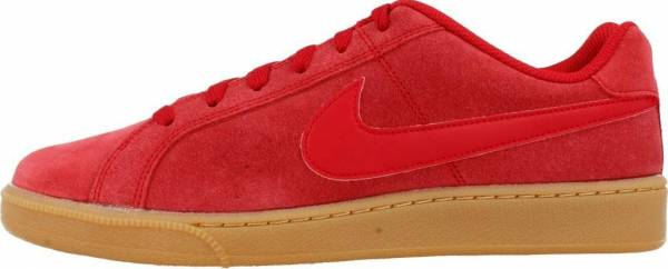 nike court royale red