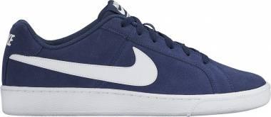 Nike Court Royale Suede - Blau Midnight Navy White