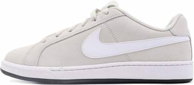 Nike Court Royale Suede - Multicolore Light Bone White Black 009 (819802009)