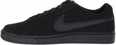 Nike Court Royale Suede - Black (819802004)