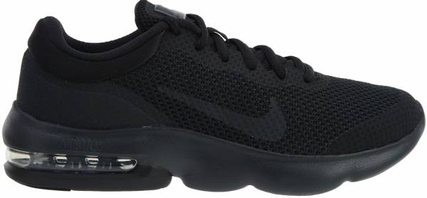sports shoes c54b3 1146b Nike Air Max Advantage Black (Black 908981-002)