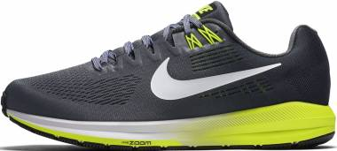 Nike Air Zoom Structure 21 Grey Men