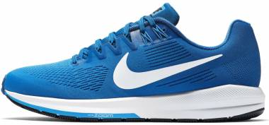 Nike Air Zoom Structure 21 - Blue (904695403)
