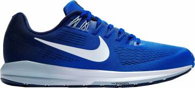 Nike Air Zoom Structure 21 - Blue (904695402)