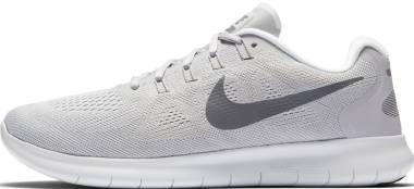 32f6c10fc49d Nike Free RN 2017 Gris (Wolf Grey Dark Grey-pure Gris Platinum 010