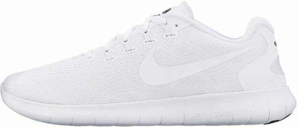 Nike Free RN 2017 - White (880839100)
