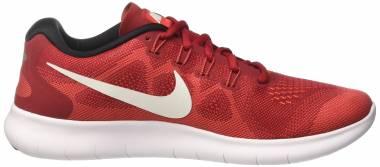 Nike Free RN 2017 - Red (880839601)