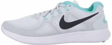 Nike Free RN 2017 - Grey (880840103)