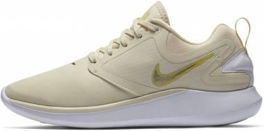 Nike LunarSolo Beige (Lt Cream/Mtlc Gold Star/Lemon 202) Men