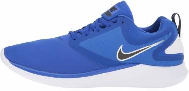 Nike LunarSolo - Multicolore Racer Blue Black Blu 406