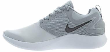 Nike LunarSolo Pure Platinum/Metallic Dark Grey Men