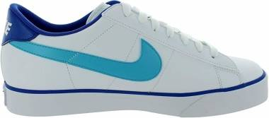 Nike Sweet Classic Leather - White / Gamma Blue-game Royal (318333164)