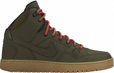 Nike Son Of Force Mid Winter - Green