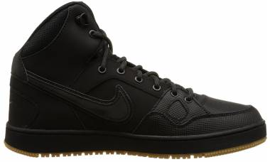 Nike Son Of Force Mid Winter - Black Grey Brown Black Blk Anthrct Gm Lght Brwn (807242009)