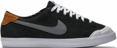Nike SB Zoom All Court CK - Black/Cool Grey-vivid Orange