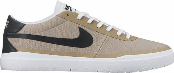 best service fc467 ce57d Nike SB Bruin Hyperfeel Canvas Brown