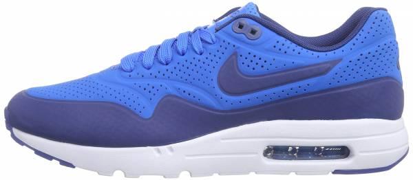 Nike Air Max 1 Ultra Moire - Blau Photo Blue Insignia Blue White (705297401)