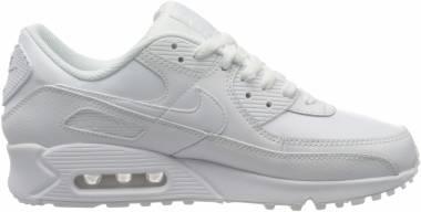Nike Air Max 90 Leather - White (CZ5594100)