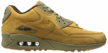 Nike Air Max 90 Winter Premium - Yellow (683282700)