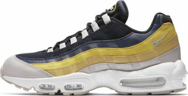Nike Air Max 95 Essential - White/Vast Grey Lemon Wash