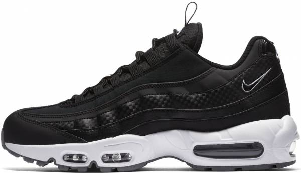 official photos 3a6c8 53b1e Nike Air Max 95 SE Black