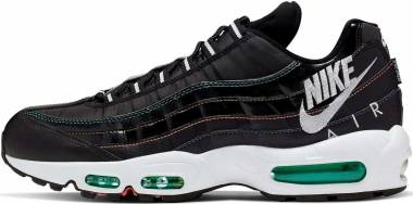Nike Air Max 95 SE - Black / Flash Crimson