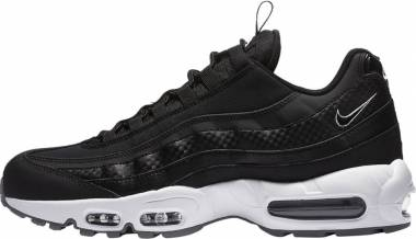 Nike Air Max 95 SE - Black/Black-white-cool Grey