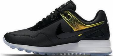 Nike Air Pegasus 89 Premium - Black/Black-blue Tint
