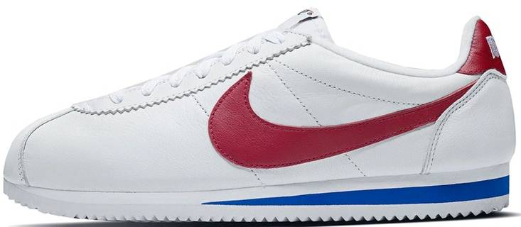 all white cortez shoes