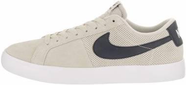 Nike SB Blazer Vapor - Beige (878365141)