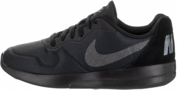 No puedo leer ni escribir micro Armonía  Nike MD Runner 2 LW sneakers in black (only $85) | RunRepeat