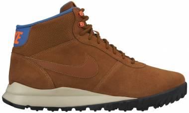 Nike Hoodland Suede - Brown (654888284)